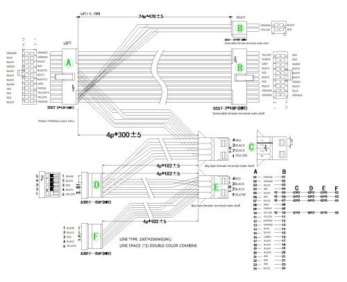 small resolution of 24 pin psu cable wiring diagram 31 wiring diagram images ac power cable wiring ac power