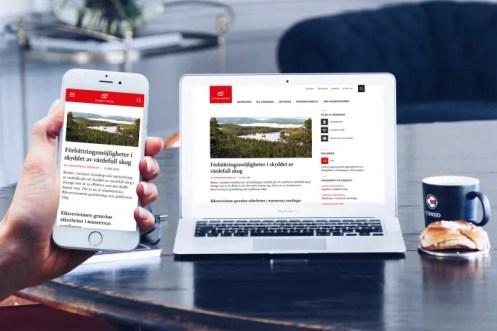 Tusentals rapporter fick nytt hem när Riksrevisionen fick ny webbplats 1