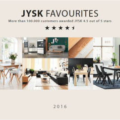 Jysk Dining Room Chair Covers Marcel Breuer Replica Star Studded Campaign Gives The Word To Customers Nordic With A New Large Scale Puts Focus On Own Reviews Of Chain S Products