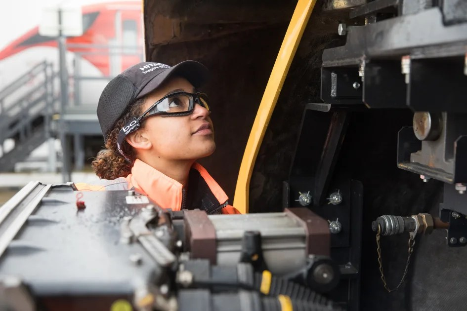Image result for rail engineering technician