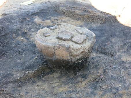 Reflektioner kring utgrävningen i Oppeby