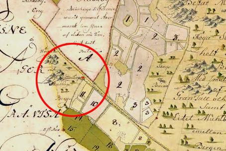 Stockholms läns museum undersöker Ryttartorpet i Ursvik