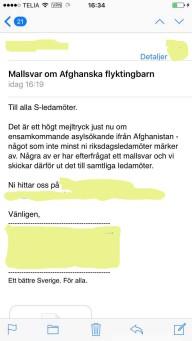 Kommer Thord Eriksson att få det här mallsvaret från Heléne Fritzon?