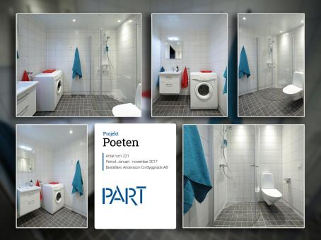 Referensrum Poeten - 1 av 221 rum