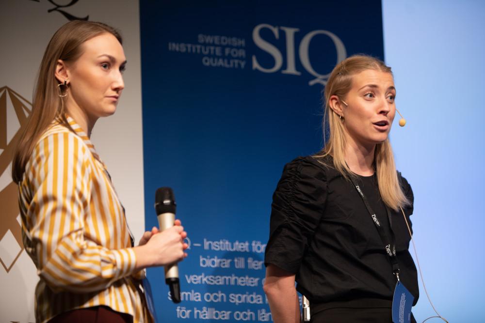 Hållbarhet och framtidstro genomsyrade årets Quality Innovation Award-gala 4