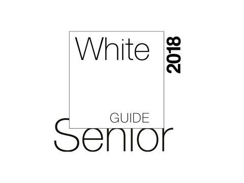 White Guide Senior: Årets Seniorkock 2018