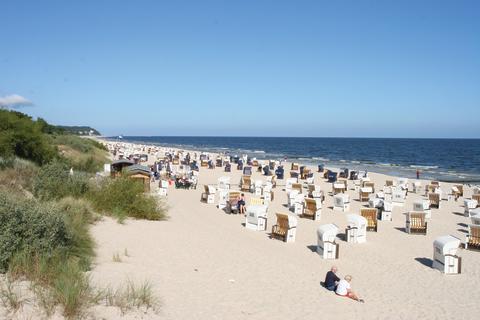 Timmendorfer Strand, Baltic Sea, Germany  Maritim Hotels