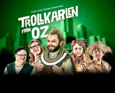 Nypremiär för Glada Hudik-teatern i Sandviken
