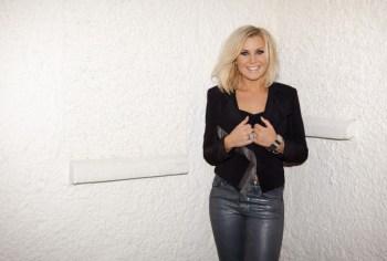 Elisa Lindström i rollen som Maria i Sound Of Music!