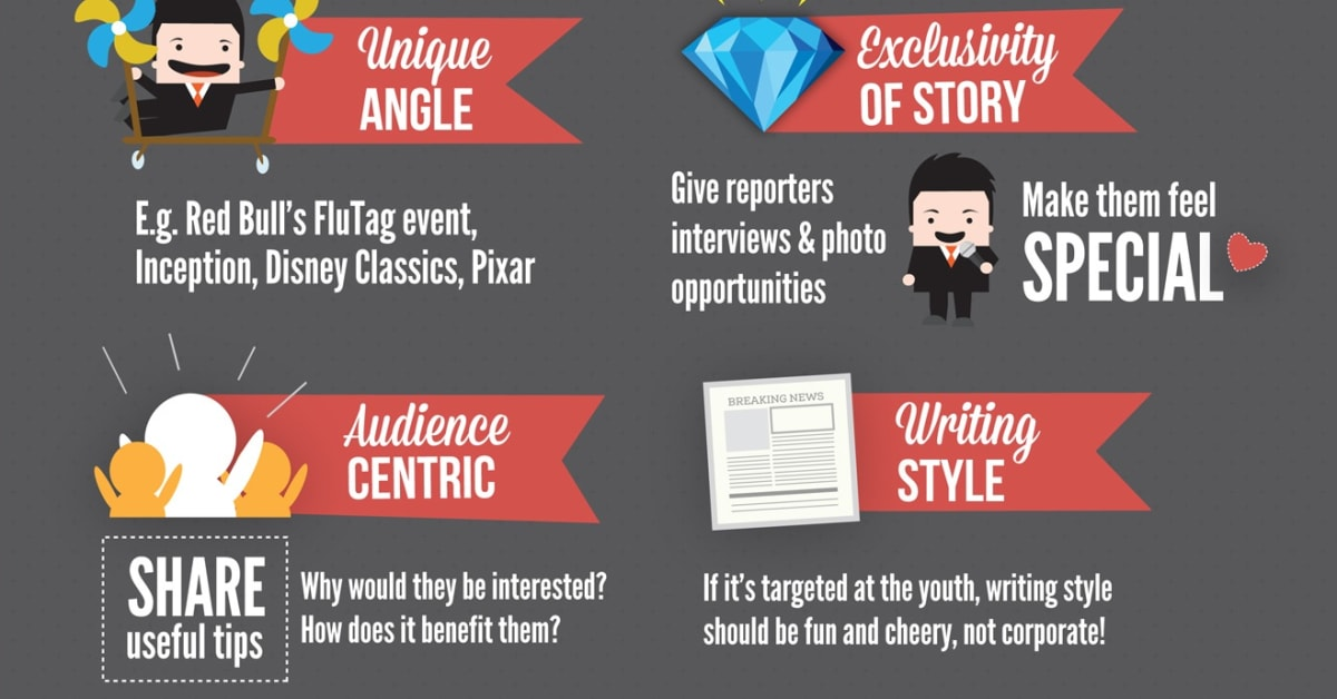What Makes A Good Story Infographic  Mynewsdesk