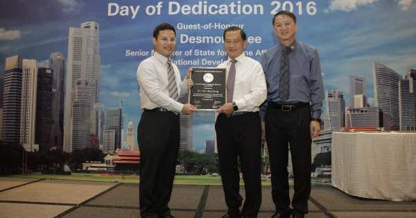 Speech Surbana Jurong & Changi Airport Group' Chairman