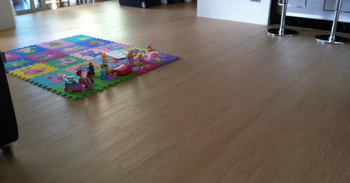 Laminate Flooring vs High End Resilient Flooring HERF