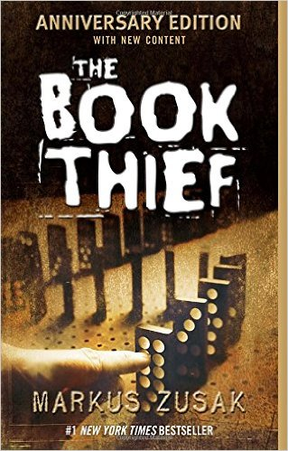 The Book Thief Cover