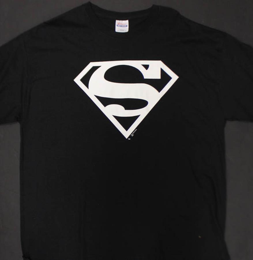 superman symbol t shirt