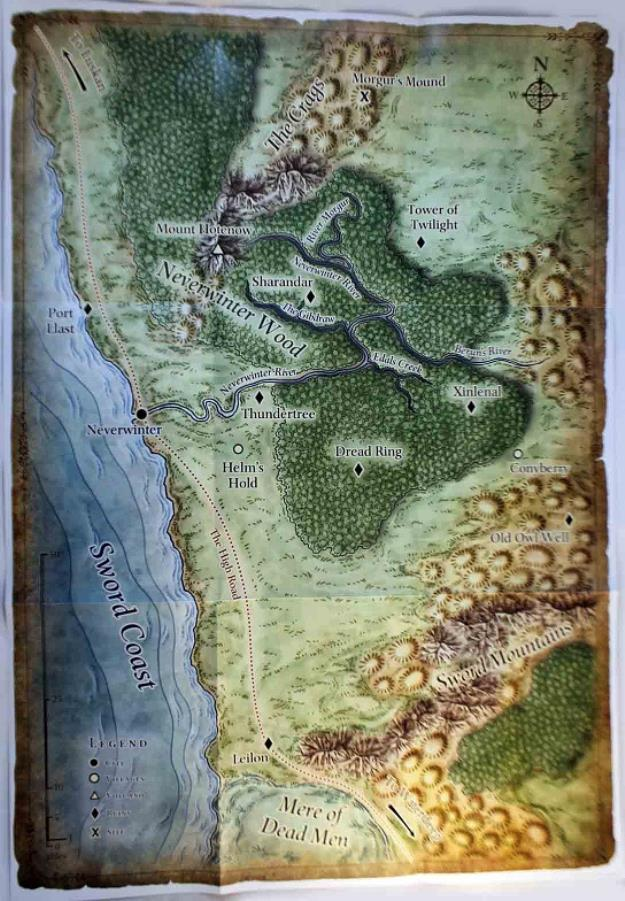 Neverwinter River District Guide : neverwinter, river, district, guide, Neverwinter, World, Atlas