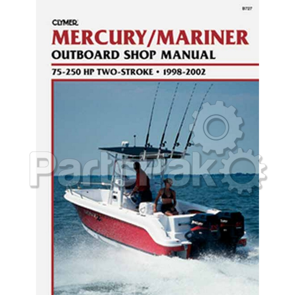 1994 Mercury Outboard Service Manual