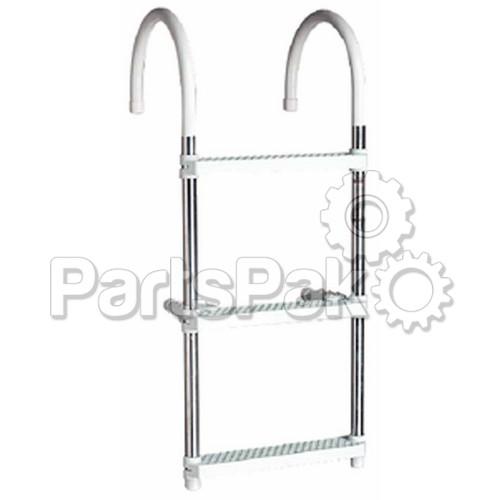 SeaChoice 71550; Boarding Ladder- 3 Step-