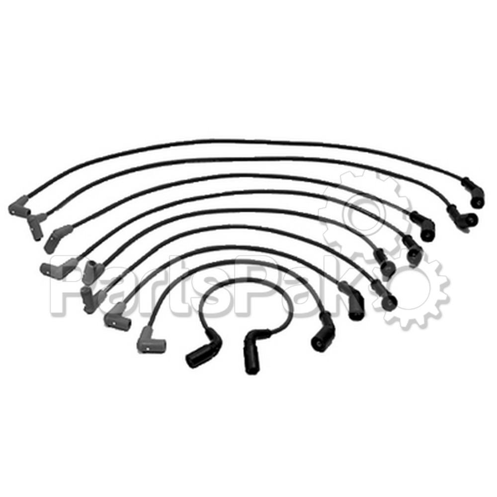 Quicksilver 84-863656A 1; Spark Plug Wires- Mpi W/555