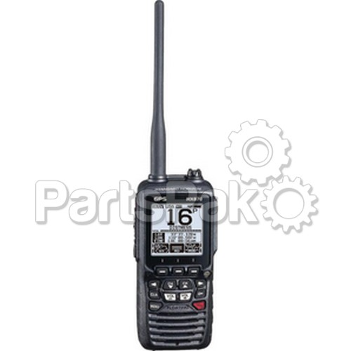 Standard Horizon HX870; 6W Floating VHF Handheld w
