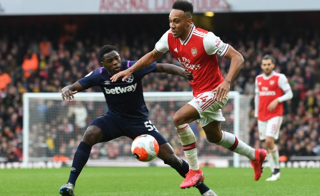 Key Players Aubameyang Gives Arsenal Fifth Element