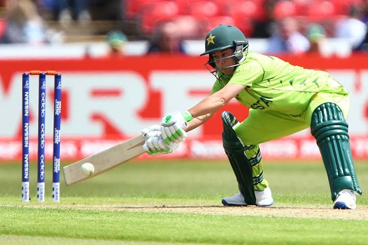 ICC Women's World Cup Match 3 - Pakistan v South Africa ...