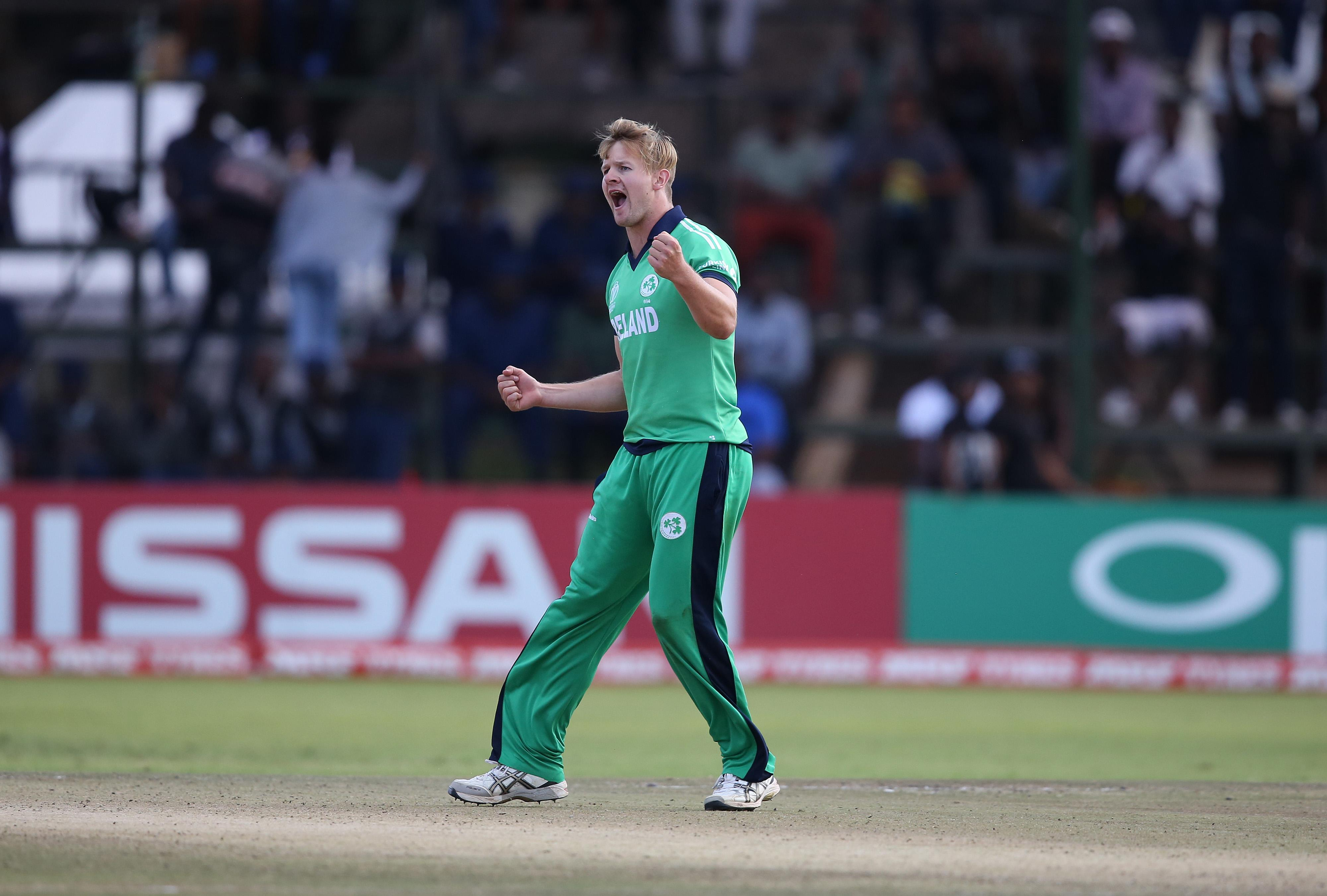 Ireland V Scotland Icc World Cup Qualifiers Super Six