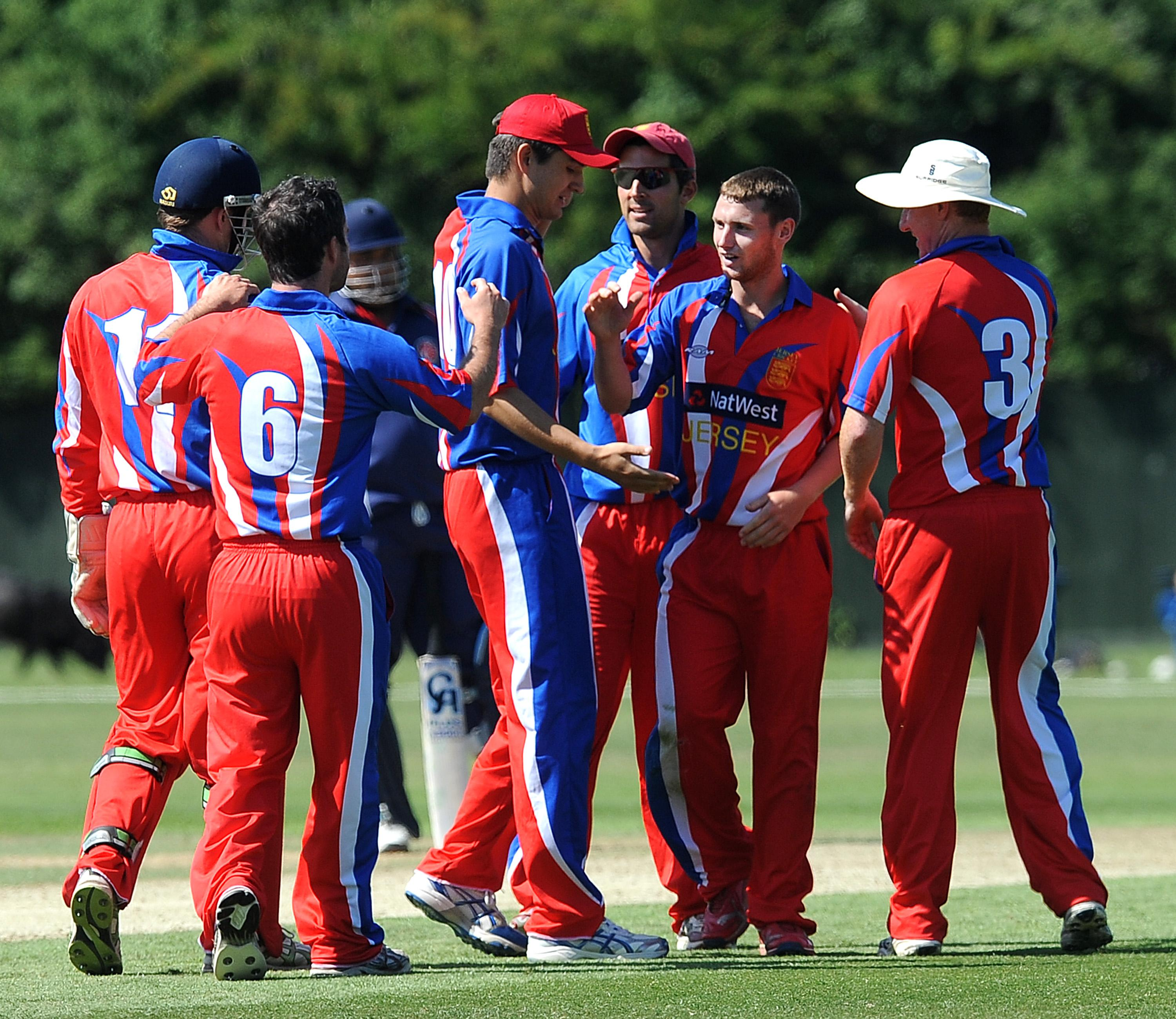 Three Debutants In Jersey Squad For Icc World T20 Europe