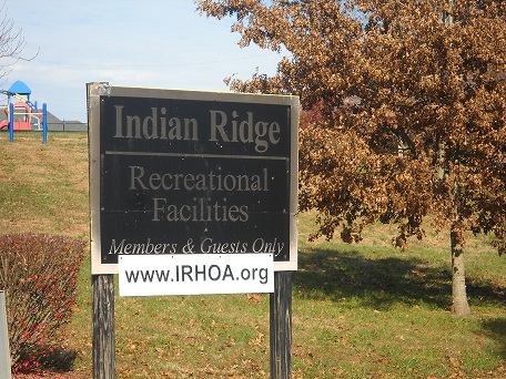 Indian Ridge Subdivision