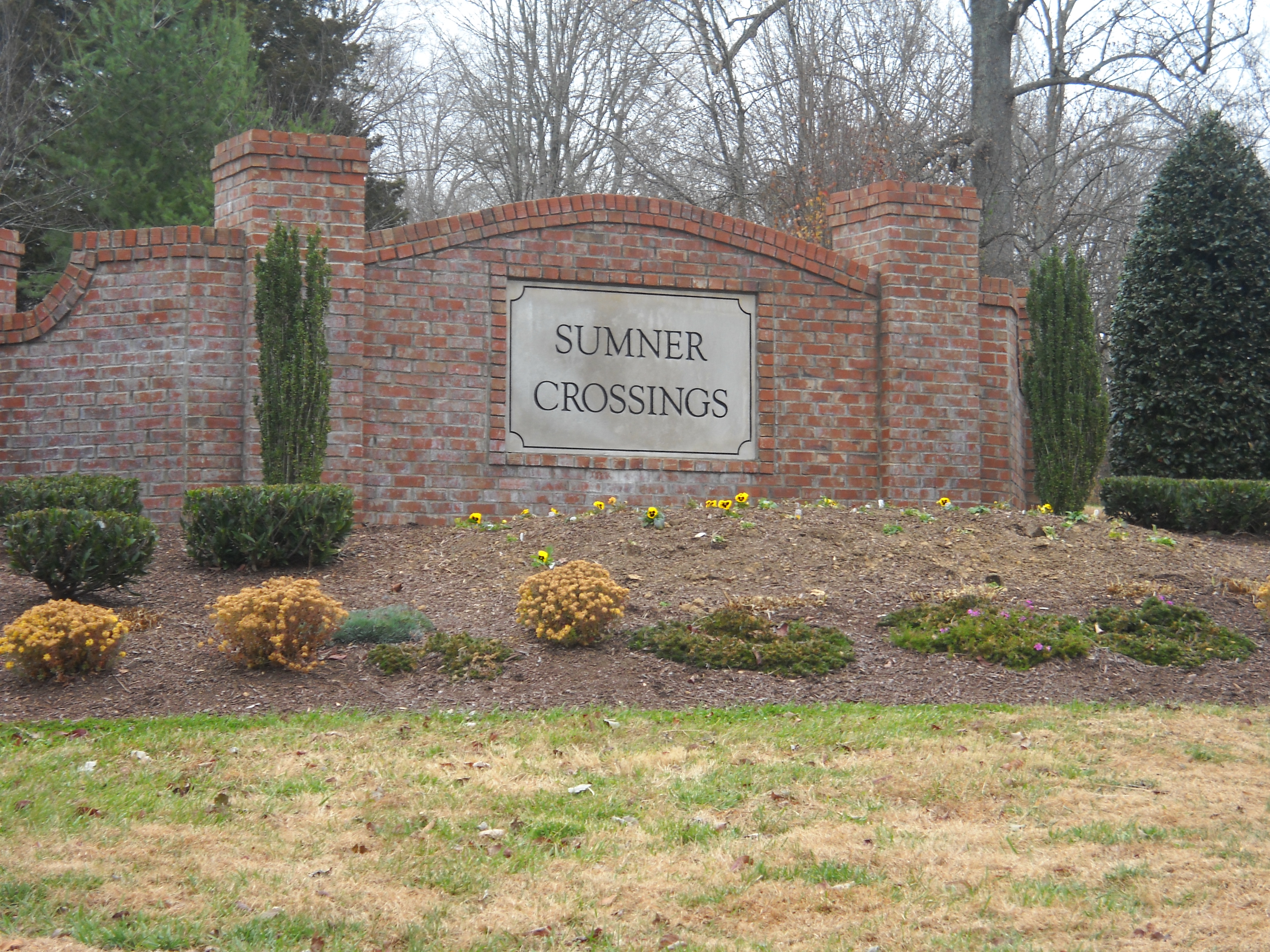 Sumner Crossings Subdivision
