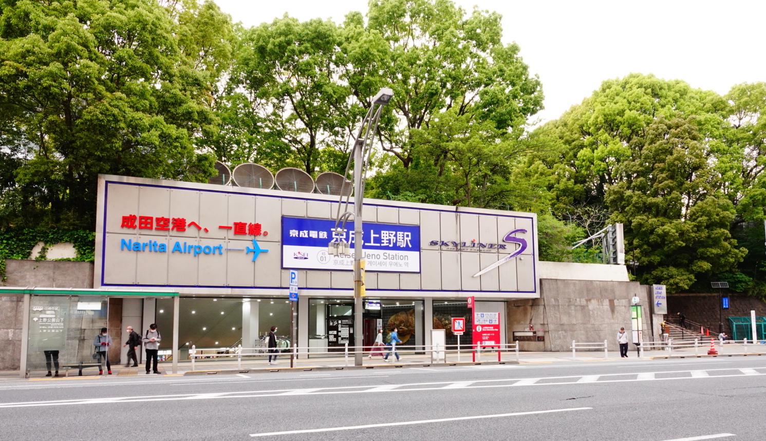 上野交通攻略:上野車站篇-有哪些電車線路&如何搭車? - 博客