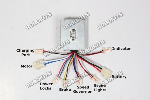 small resolution of electric motor brush controller