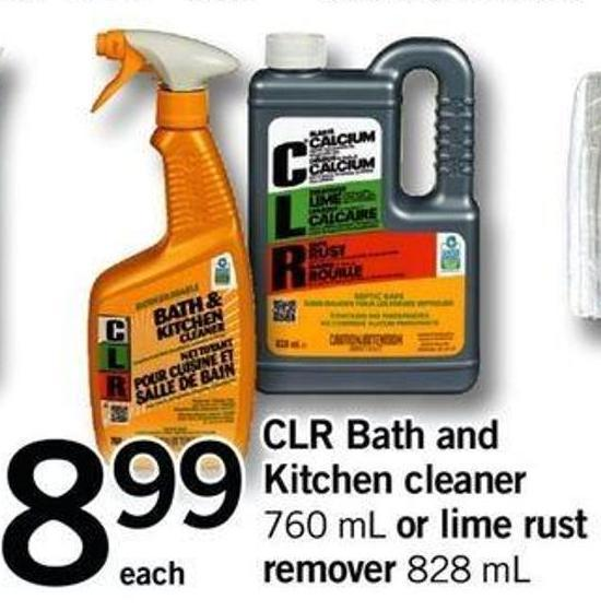 bath and kitchen non slip shoes clr cleaner 760 ml on sale salewhale ca or lime rust remover 828