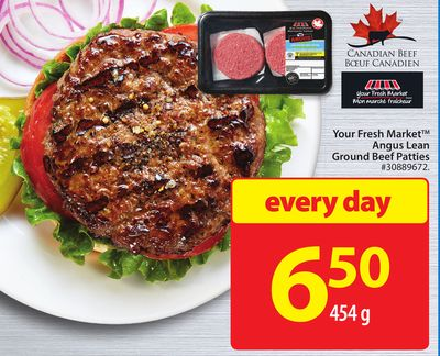 Your Fresh Market Angus Lean Ground on sale Salewhaleca