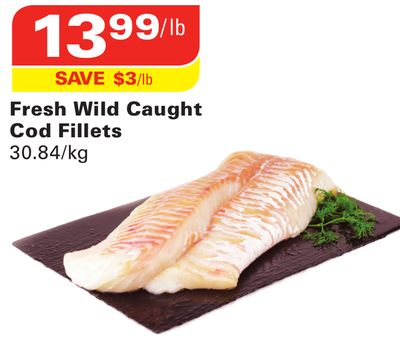 Fresh Wild Caught Cod Fillets on sale Salewhaleca