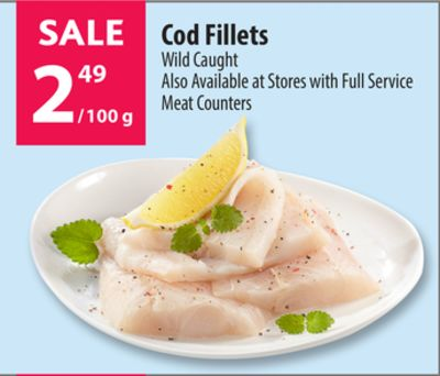 Cod Fillets on sale Salewhaleca