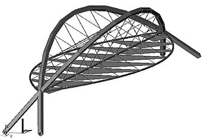 Mathematical optimization of steel structures