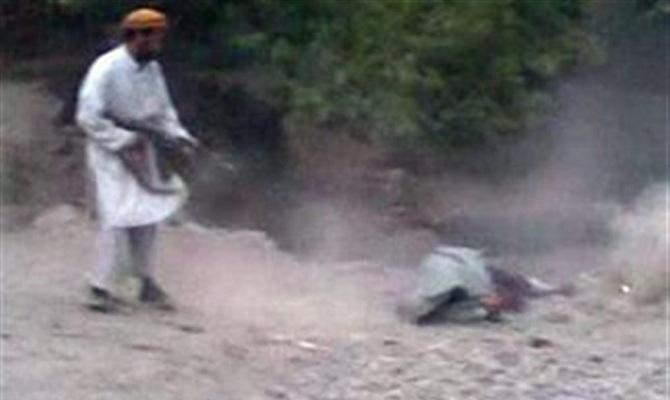 Σοκαριστικό βίντεο με εκτέλεση Αφγανής