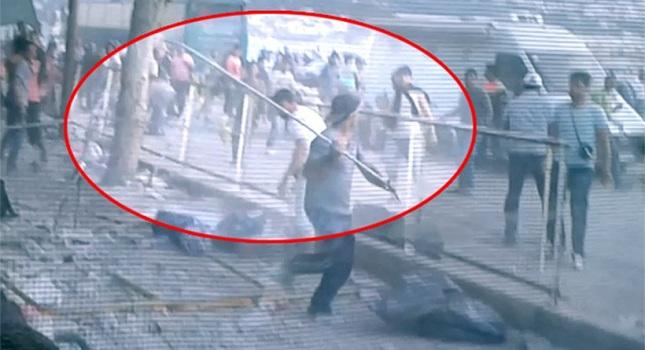 Μυτιλήνη: Άγριες συμπλοκές μεταξύ μεταναστών στο λιμάνι!
