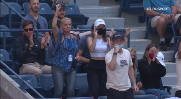 US Open: Είδαν Σάκκαρη η Μαρέβα και η Κανελλοπούλου