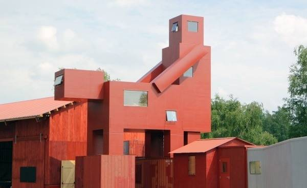 Thirty Magical Buildings Designed To Look Like Other