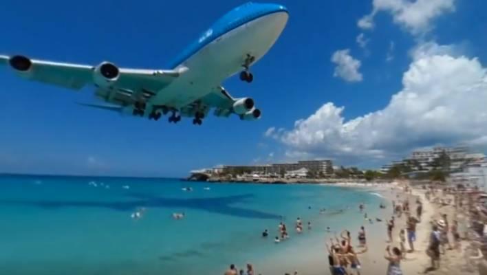 last klm boeing 747