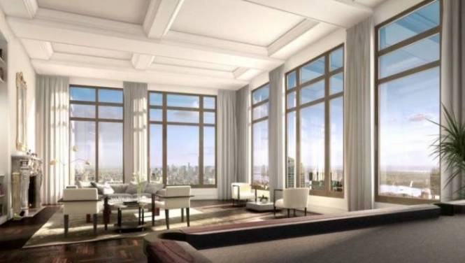 Record Price Asked For New York Apartment In 220 Central