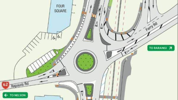 roundabout plans revealed state