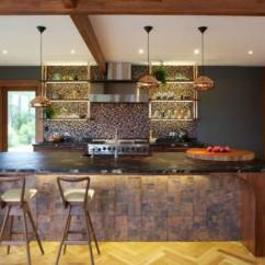Kitchen Pendant Ikea Faucet How To Choose The Right Lights For Your Stuff Co Nz Interior Designer Natalie Du Bois Says Copper And Timber Are A Great Match Making