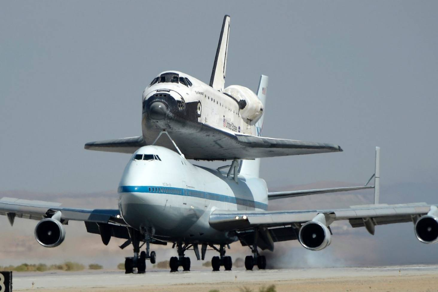 why boeing 747s have