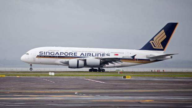 Singapore Airlines was the launch customer for the A380 superjumbo.