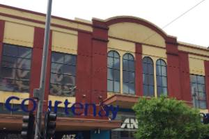 Reading Courtenay Central and surrounding buildings in Wellington's entertainment district were evacuated on Thursday.