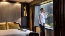 Hotels Spend Luxuries Tourism Booms