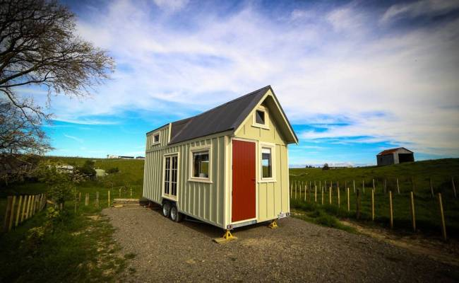 Tiny Home Frees Up Money For A Retirement Of Travel And