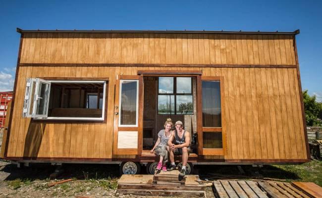 It S A Warm Place Canterbury University Couple Builds